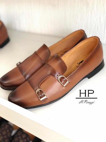Mocasin Slipper- Monk Hombre Hpirezzi