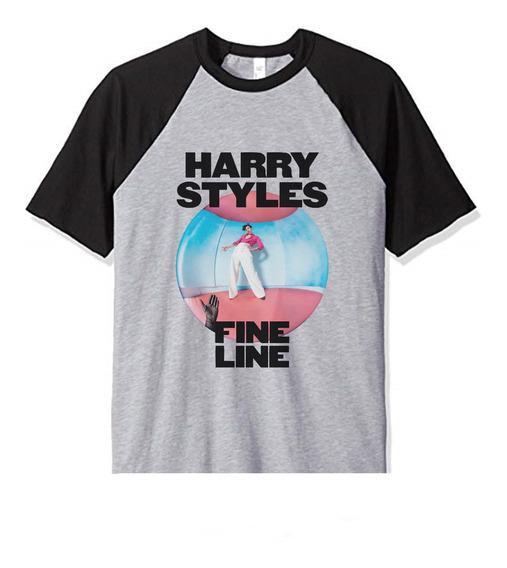 Remera Harry Styles Fine Line Unisex