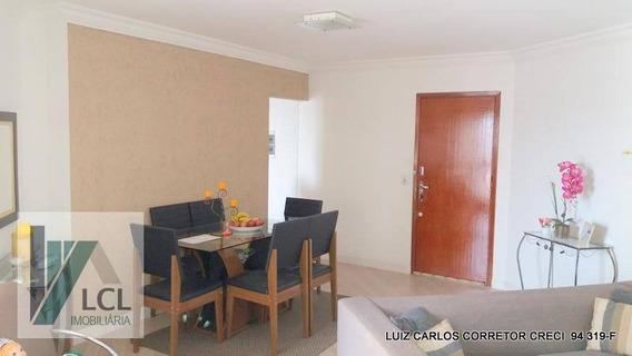 Apartamento Com 2 Dormitórios À Venda, 76 M² Por R$ 300.000,00 - Jardim Henriqueta - Taboão Da Serra/sp - Ap0024