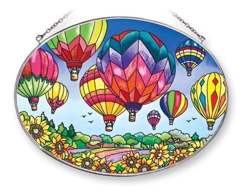 Imagen 1 de 5 de Amia 41253 Globos De Aire Caliente Para Arriba Y Lejos 9 Por