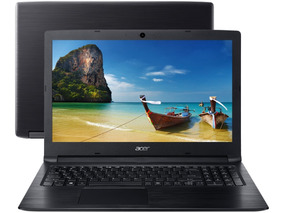 Notebook Acer Aspire 3 Intel Dual Core 4gb 500gb 15,6