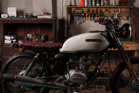 Cafe Racer Honda Cgl 125