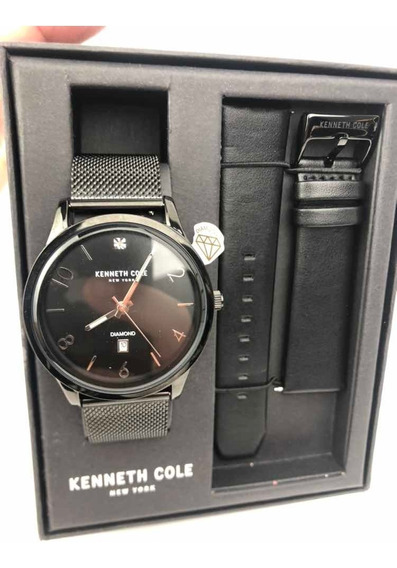 Reloj Kenneth Cole Doble Extensible