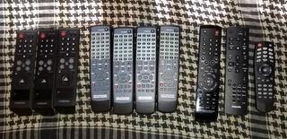 10 Controles Para Systema Cctv $ 50 C/u