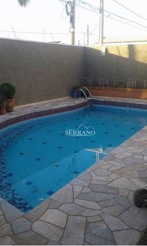 Casa Com 3 Dormitórios À Venda, 227 M² Por R$ 900.000,00 - Centro - Mogi Mirim/sp - Ca0268