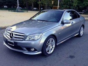 Mercedes Benz Clase C 350 Sport Avantgarde At No Audi Bmw