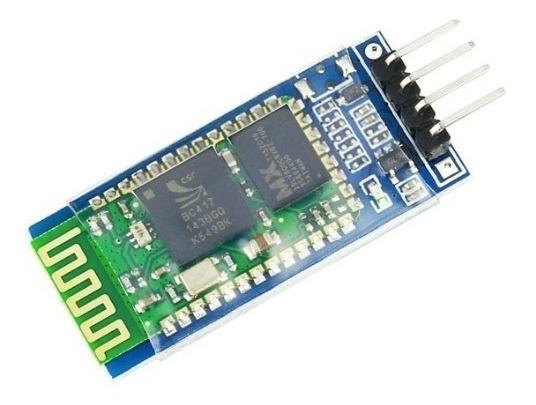 Módulo Bluetooth Hc-06 Rs-232/ttl Arduino Hc06