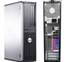 Computador Dell Optiplex 380 Hd 250gb 4gb Completo + Monitor