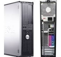 Computador Dell Optiplex 380 Hd 250gb 4gb Completo + Monitor