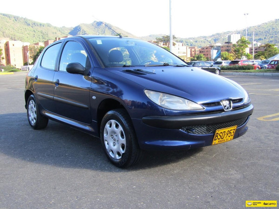 Peugeot 206 Xr Confort Mt 1400