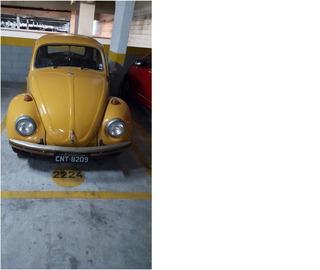 Volkswagen Fusca 1300 1973 Unico Dono Com Nota Fiscal