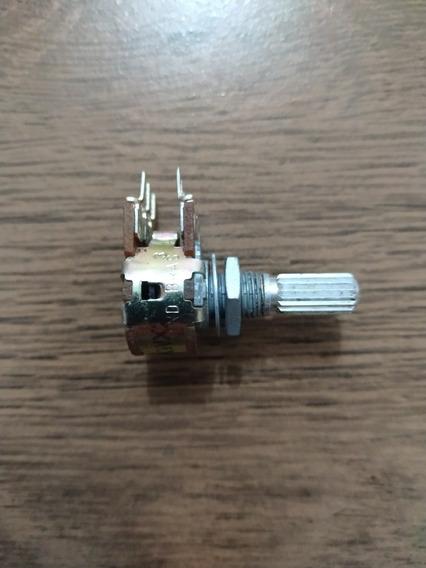 Potenciômetro 100k Para Amplificadores Gradiente