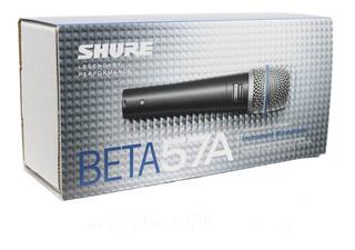 Micrófono Shure Beta57a Fabricado En China Envío Gratis