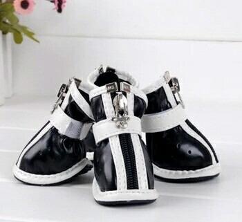 Imagen 1 de 1 de Zapatos Para Mascota Talla Xs