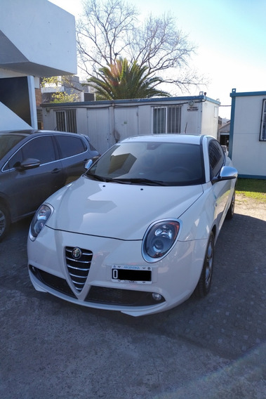 Alfa Romeo Mito Quadrifoglio 1.4 Tbi 170 Hp