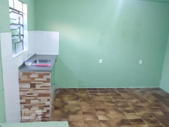 Casa Para Aluguel - Jardim Palmira, 1 Quarto, 100 - 893094240