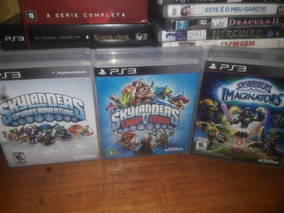 Coleção Skylanders Ps3 Imaginators / Arremate/ Promoção!!!!