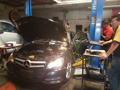 Programacion Coding Mercedes Vw Bmw Audi Mini Llave