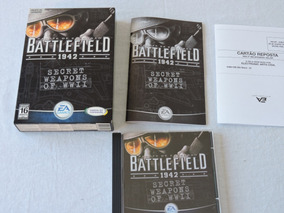 Battlefield Secret Weapons Original Colecionador Pc