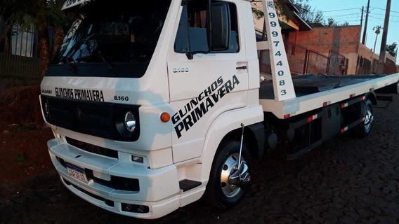 Vendo Ou Troco Guincho Plataforma E Asa Wolks 8160 Ano2013.