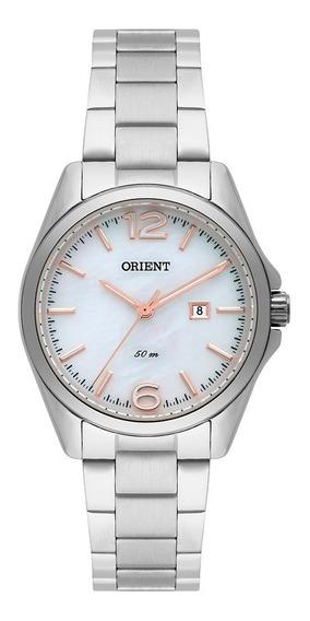 Relógio De Pulso Feminino Orient Fbss1124