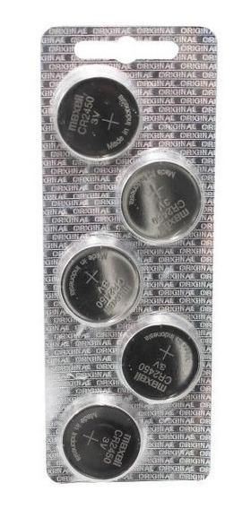 Bateria Maxell Cr2450 - Cartela C/ 3 Unidades