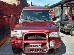 Hyundai Galloper 2.5 4x4 Xl Ll 2000