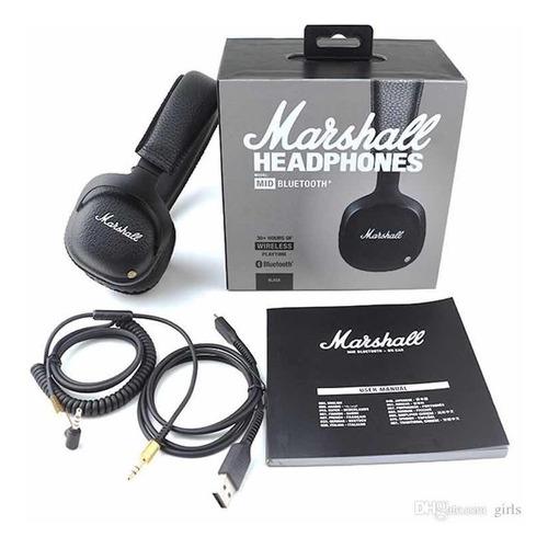 Audifonos Marshall Mid Bluetooth Profesionales Inalámbricos