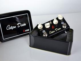 Fire Carpe Diem - Pedal De Efeitos P/ Guitarra + Brindes
