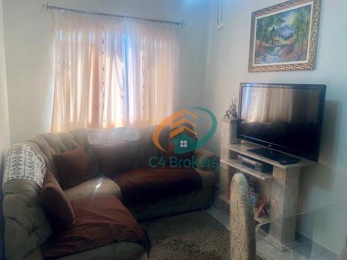 Imagem 1 de 21 de Apartamento Com 2 Dormitórios À Venda, 72 M² Por R$ 250.000,00 - Jardim Testae - Guarulhos/sp - Ap1005
