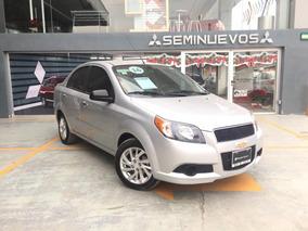 Chevrolet Aveo 1.6 Lt At Sedán