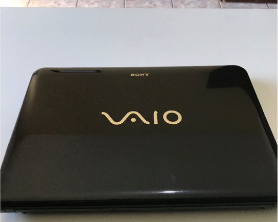 Notebook Sony Vaio I3 - Hd 500gb / 4gb Ram - Tela 14 Leitor