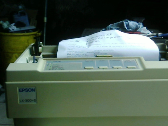 Impressora Lx300+