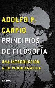 Principios De Filosofia - Adolfo Petronio Carpio