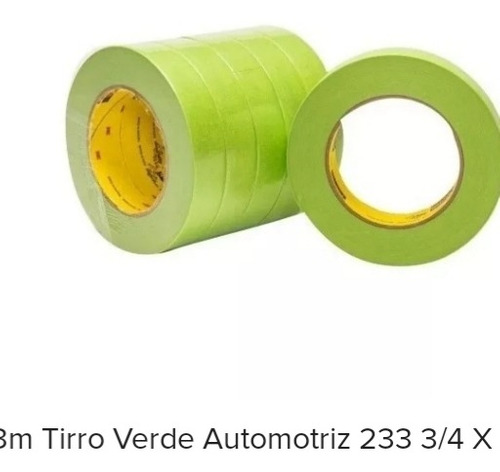 Tirro Verde 3m De 3/4 50mts