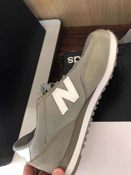 Tênis New Balance 501 Cinza - Tamanho 40