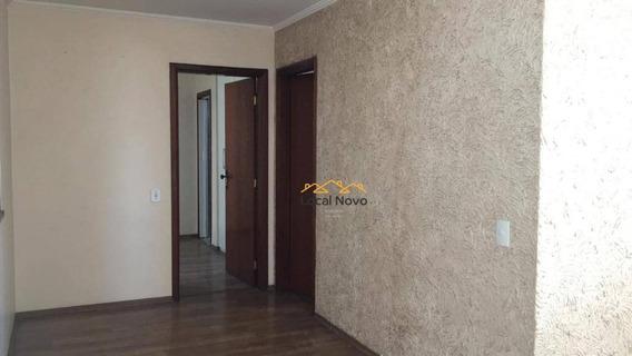 Apartamento Com 2 Dormitórios Para Alugar, 54 M² Por R$ 900/mês - Jardim Rosa De Franca - Guarulhos/sp - Ap0818
