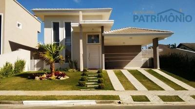 Casa Residencial À Venda, Loteamento Fechado Shambala Ii, Atibaia. - Ca0400