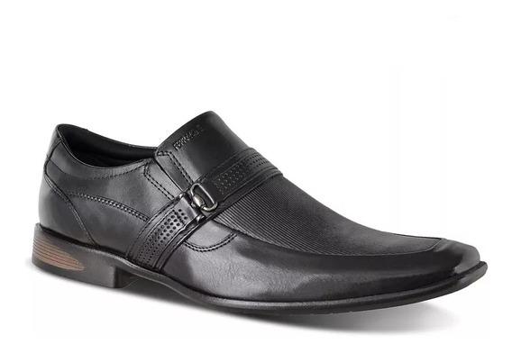 Sapato Masculino De Couro Casual Ferracini Ref 3670
