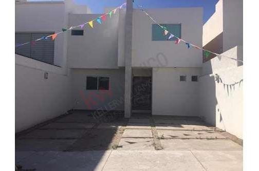Casa Nueva En Venta Villa Magna, San Luis Potosí, $2,550,000.00