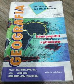 Livro Geografia - Editora Scipione - Ensino Médio