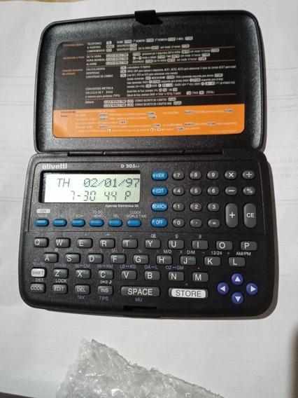 Agenda Eletrônica Olivetti D203ex