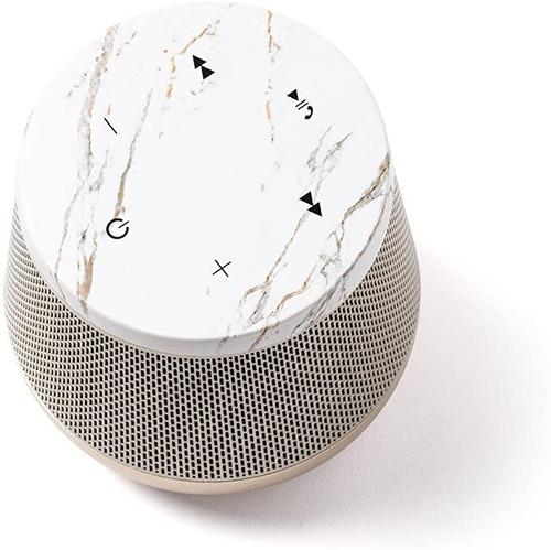 Parlante Bluetooth Lexon Miami Sound Blanco