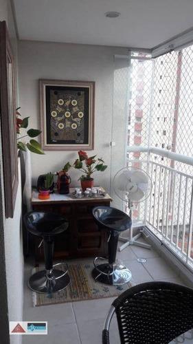 Imagem 1 de 28 de Apartamento Com Varanda Gourmet A Venda Próximo Ao Metrô Carrão - Ap5638