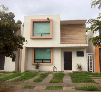 Oportunidad!!! Casa Amueblada En Renta En El Mayorazgo, León, Gto.