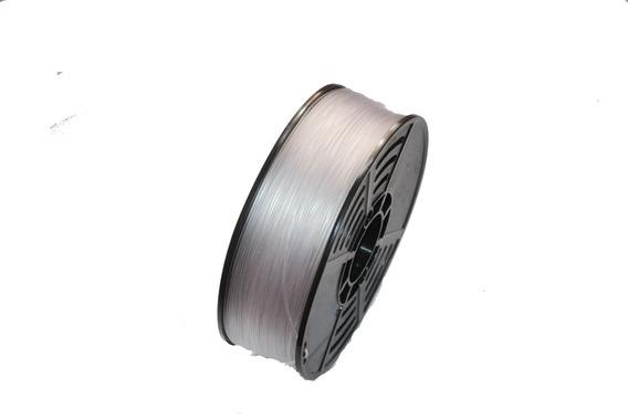 Filamento Abs 1.75mm Transparente Cristal 1 Kg