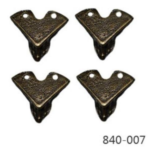 Camila Línea Metal - Patitas X 4 - 840-007