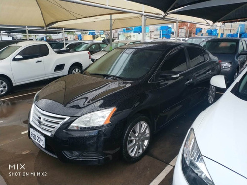 Nissan Sentra 2.0 Sl Cvt