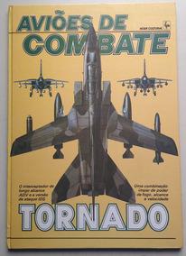 Livro Aviões De Combate Tornado Nova Cultural
