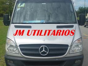 M.b Mercedes Sprinter Ano 2016 515 Big Executiva Jm Cod 1233